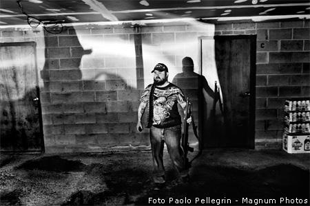 Prijswinnende Paolo Pellegrin valt door de mand