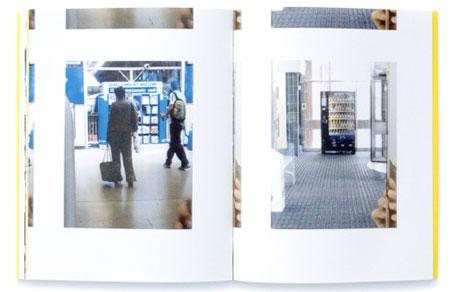 WassinkLundgren maken boek vanuit photomaton