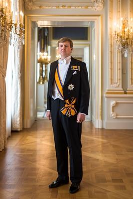 Koos Breukel maakt staatsiefoto's nieuwe koning en koningin