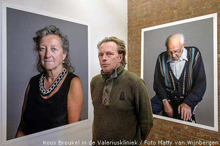 Koos Breukel neemt initiatief tot portretten-museum