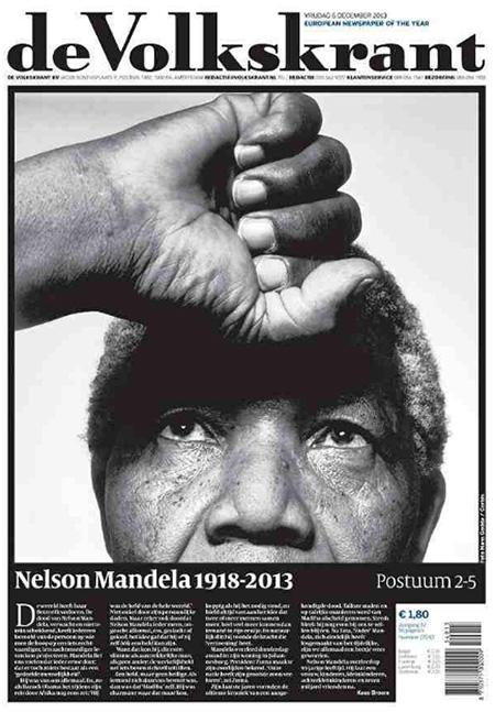 Mandela (1918-2013): covers en niet gemaakte foto's
