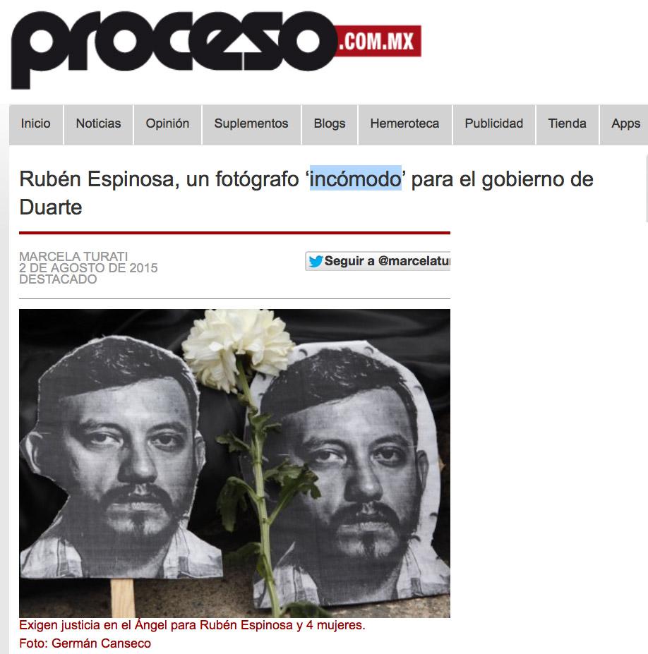 Duizenden demonstreren na vermoorden Mexicaanse fotograaf