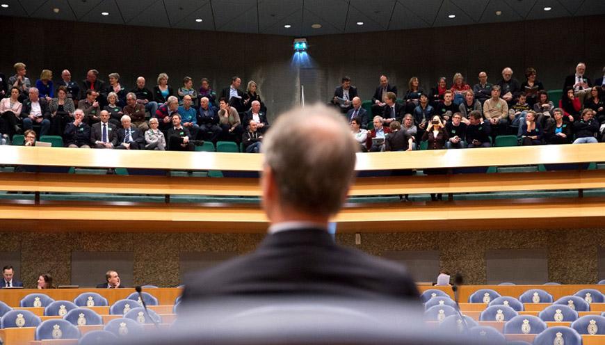 Dirk Hol winnaar van Prinsjesfotoprijs 2015