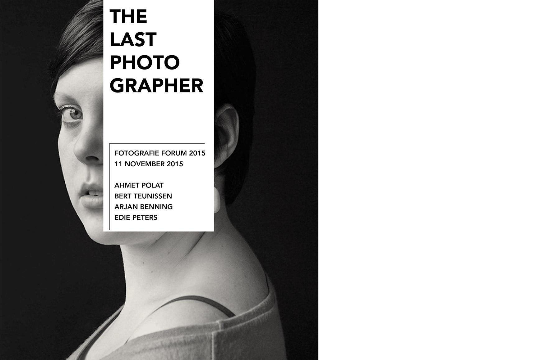 AKI organiseert forum over de fotograaf, het beroep en het onderwijs