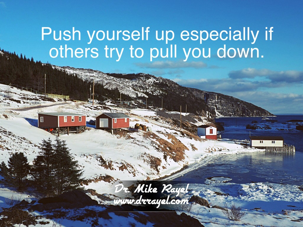Push yourself up