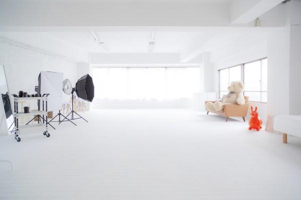 当日1時間からレンタル可能なPHOTORTIO早稲田。本日オープン!