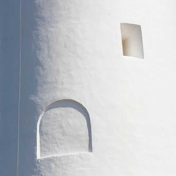 The lighthouse up close, even closer...