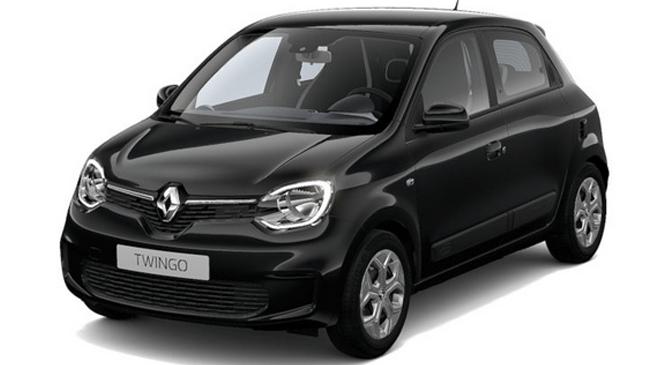 Renault Twingo Neuve Pas Chere Achat Twingo En Promo
