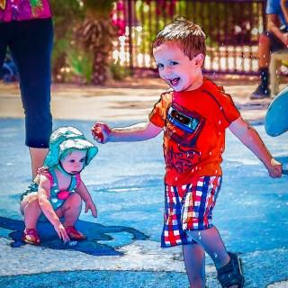 Granny + Kids Splash 2fap (1 of 1)