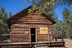 Arizona's oldest standing schoolhouse - photoremedy.me archives