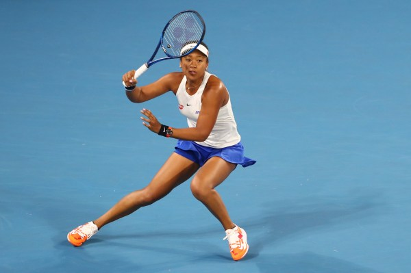 Osaka survives Kenin in Brisbane comeback