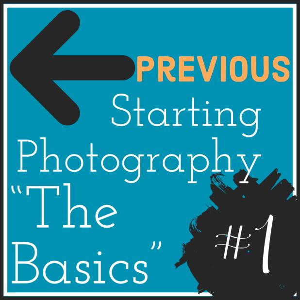 PBG: The DSLR basics #2