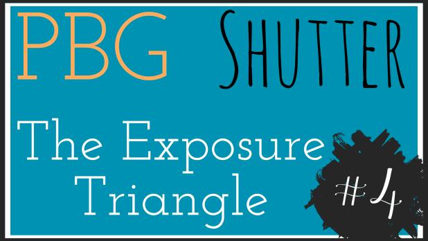 Understanding shutter