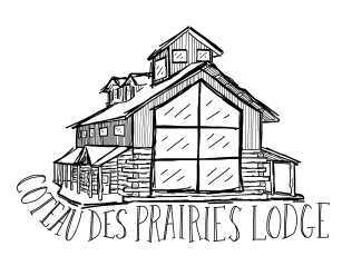 Coteau des Prairies Lodge T-shirt Sketch