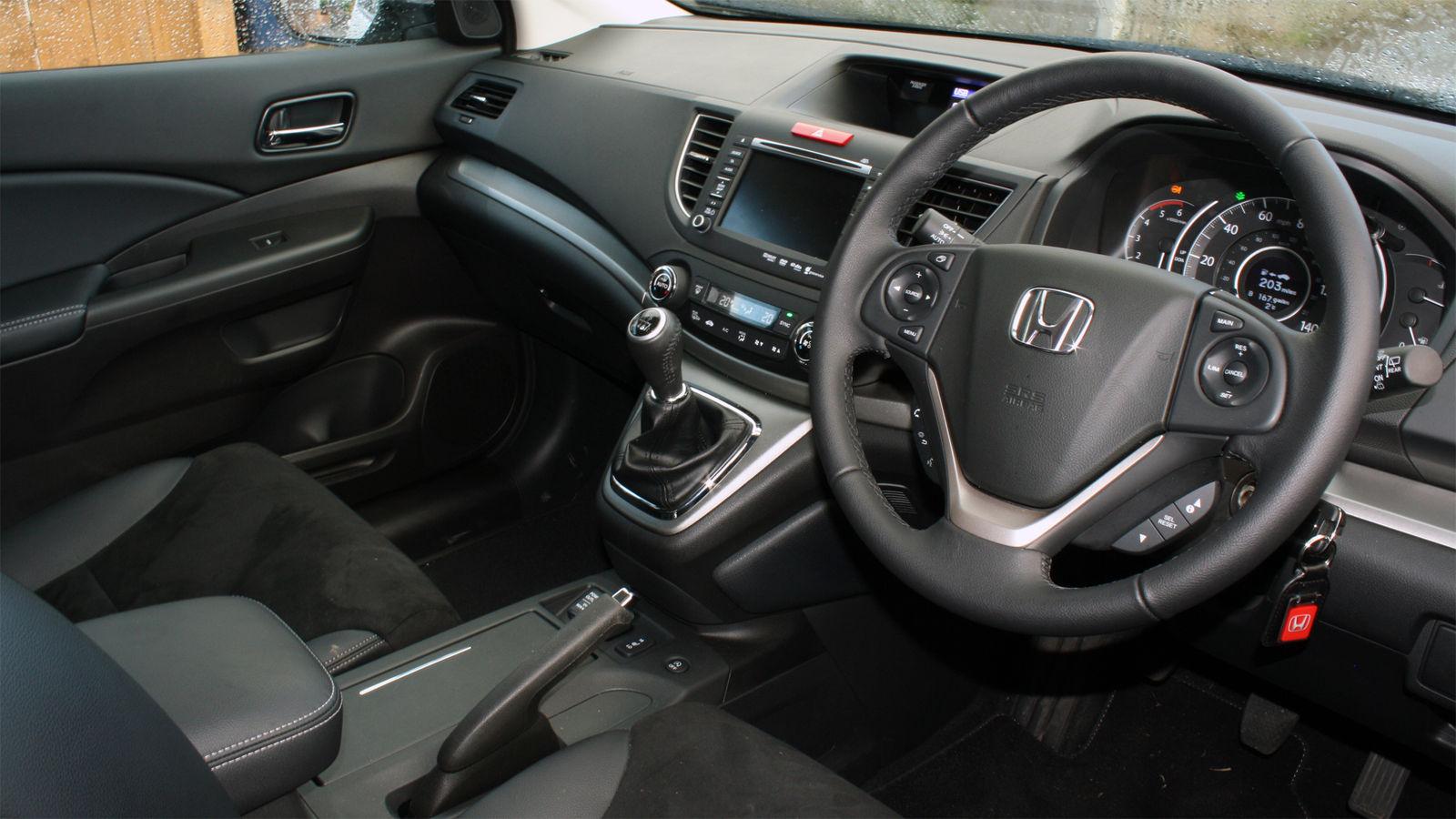 ... crv interior storage dimensions. Honda CR V 16 DTEC Earth Dreams Real World UK Review