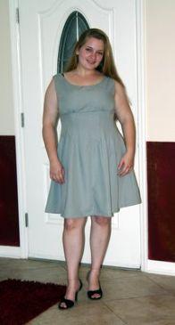 My first 50's dress