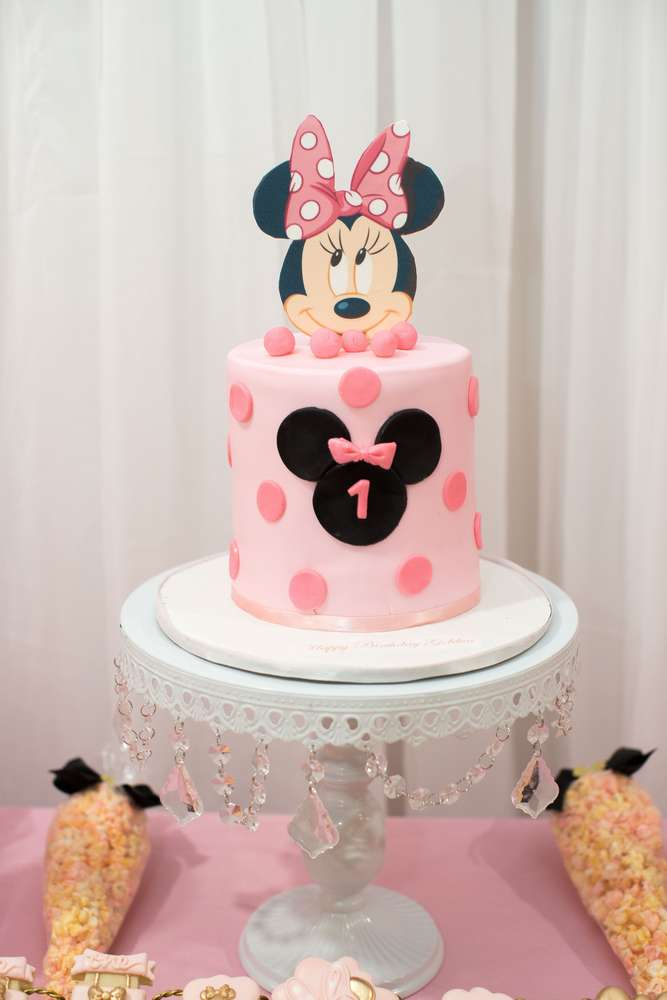 Look At The 14 Most Amazing Minnie Mouse Cakes Catch My Party
