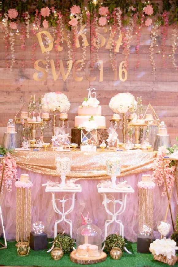 Take A Look At The 12 Most Amazing Sweet 16 Party Ideas Catch My Party