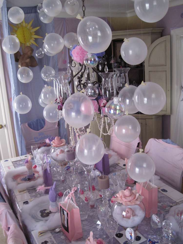 Bubble Birthday Party Ideas Photo 6 Of 24 Catch My Party