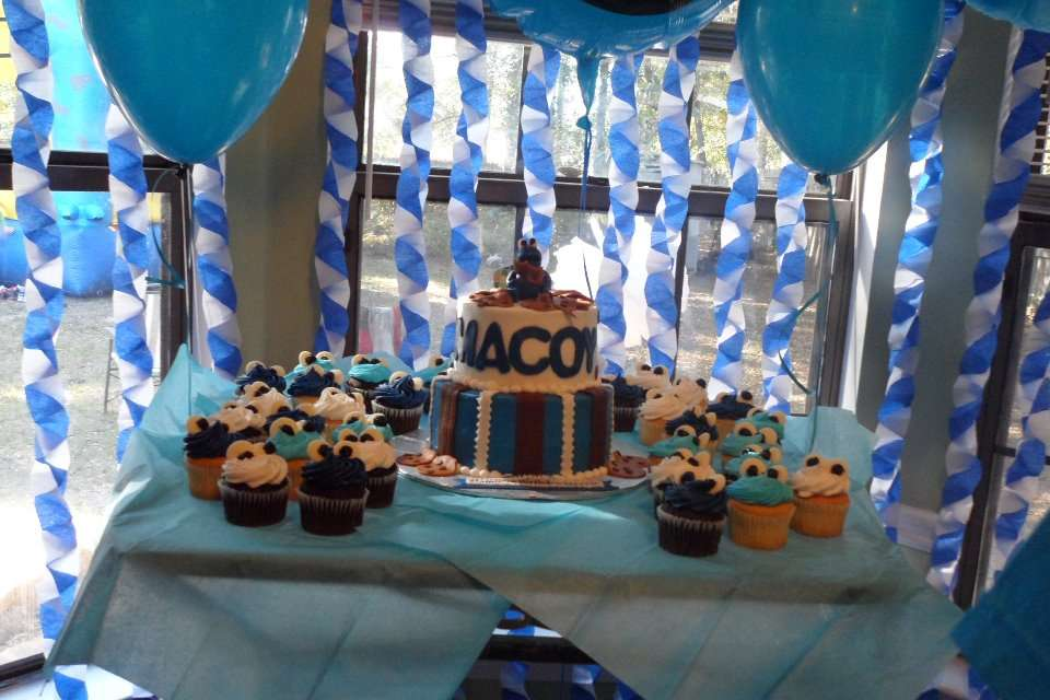 cookie monster 1st birthday party ideas