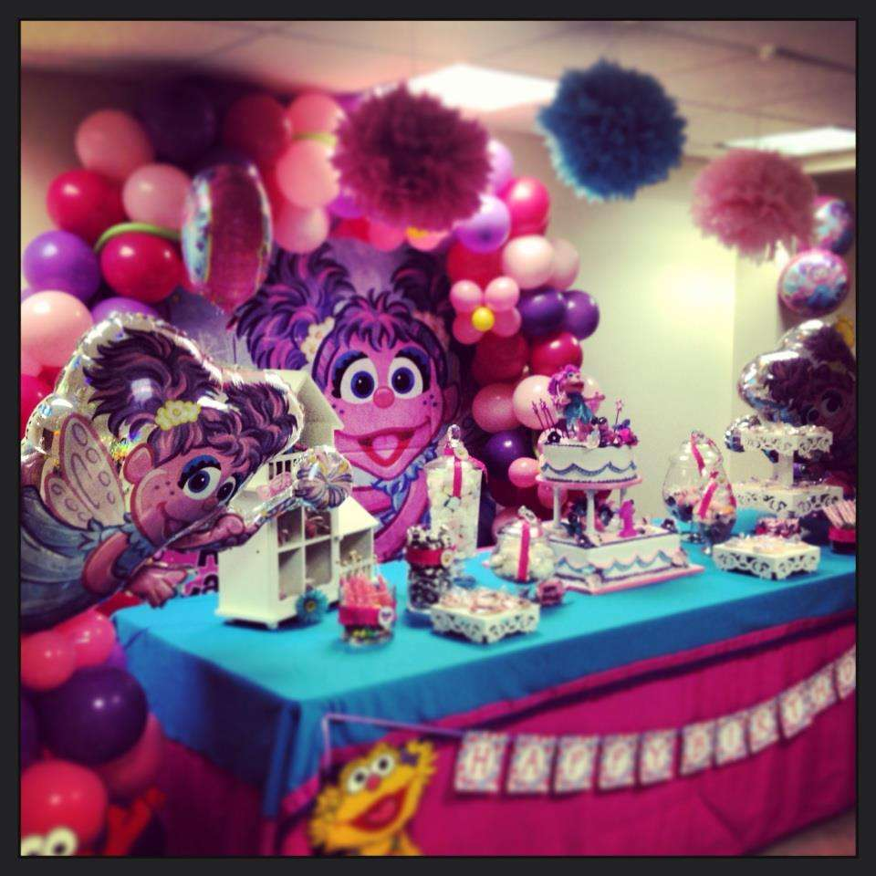 Abby Cadabby Birthday Party Ideas Photo 1 Of 7 Catch My Party