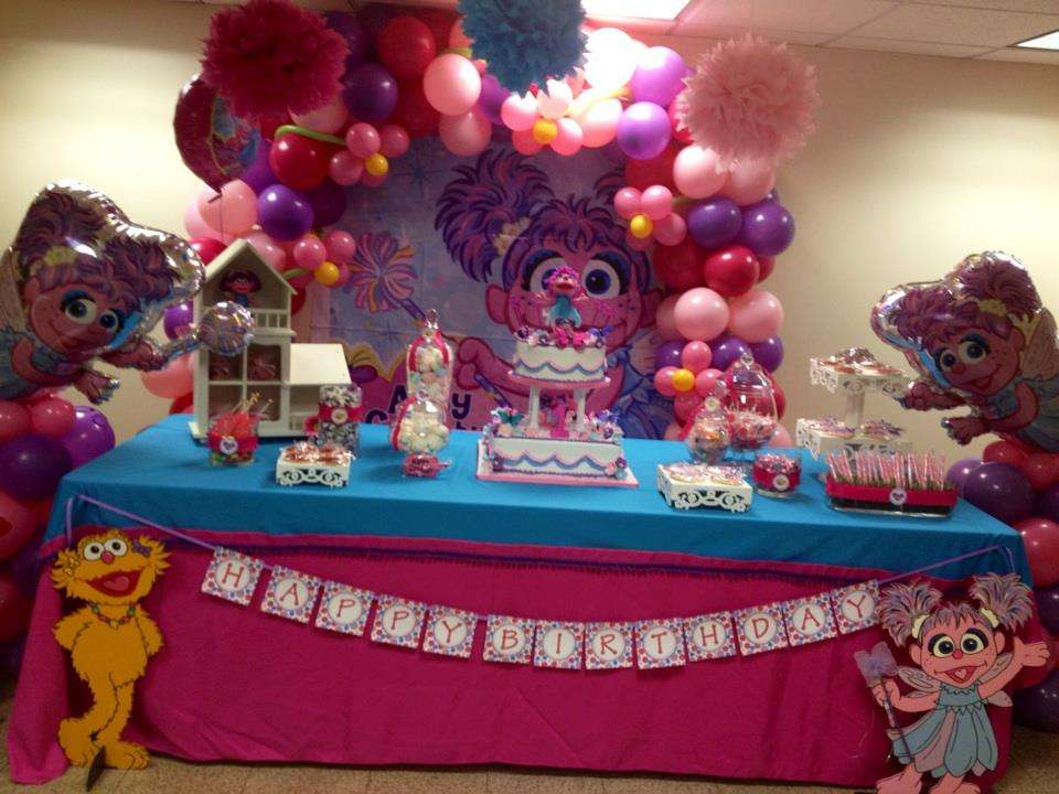 Abby Cadabby Birthday Party Ideas Photo 3 Of 7 Catch My Party