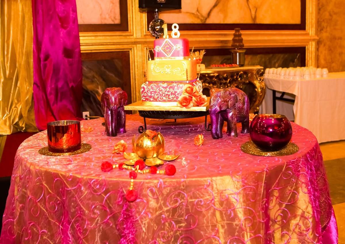 Bollywood Birthday Party Ideas Photo 6 Of 14 Catch My