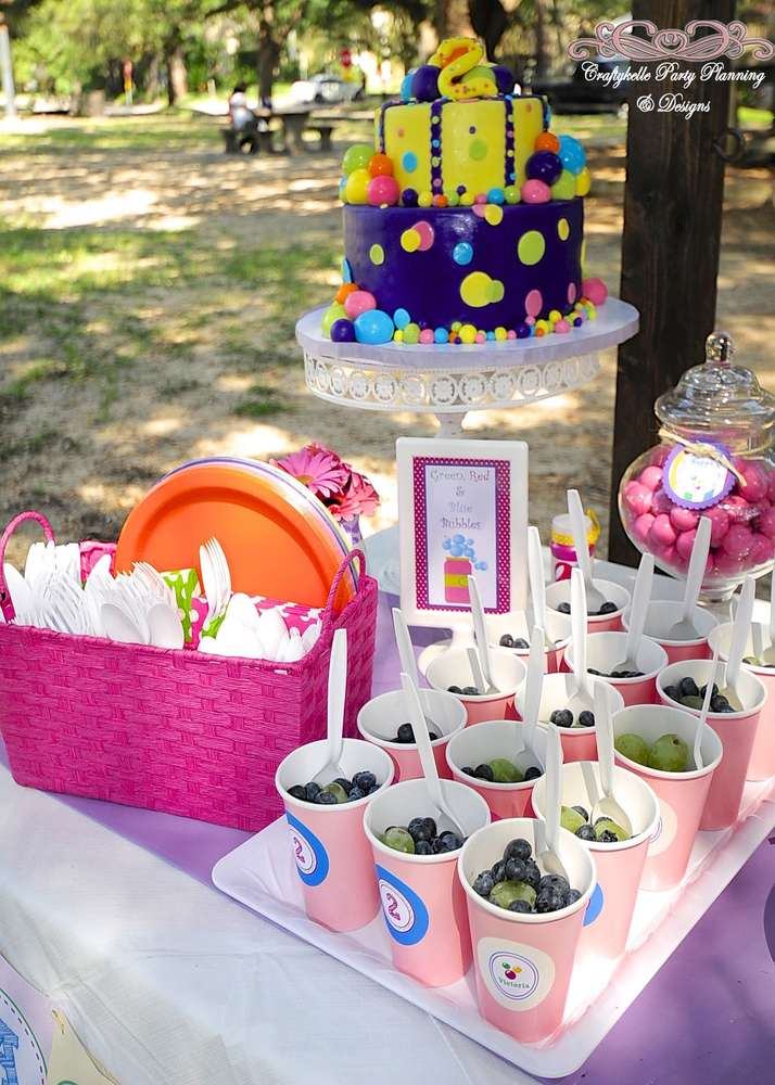 Pink Lemonade Party Theme