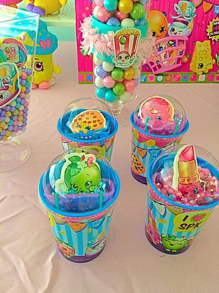 Shopkins Birthday Party Ideas Photo 3 Of 25 Catch My Party