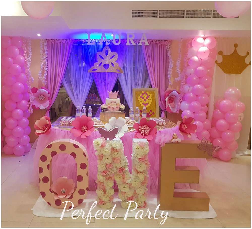 Princess Birthday Party Ideas Photo 1 Of 14 Catch My Party