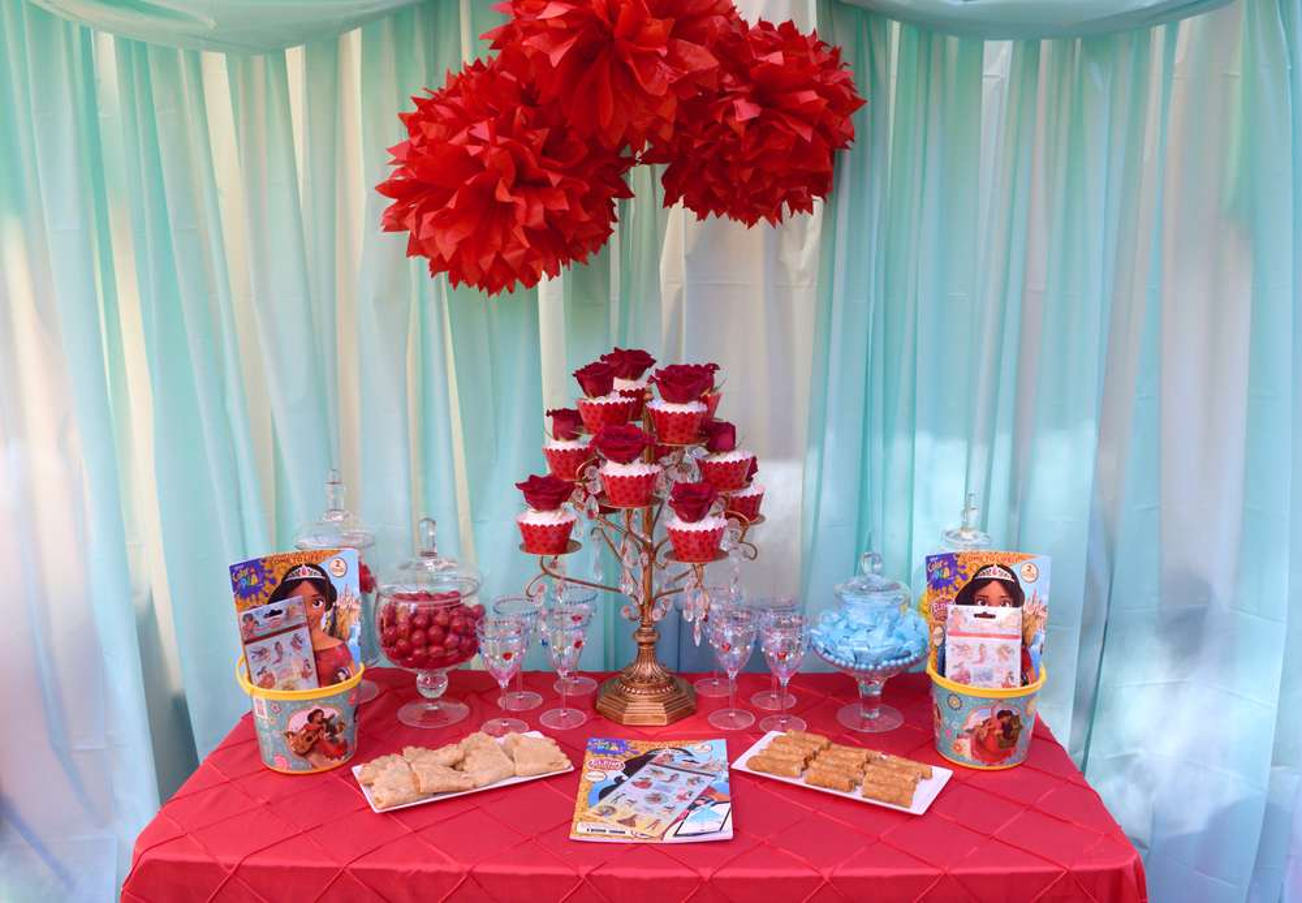 Elena Of Avalor Birthday Party Ideas Photo 1 Of 46 Catch My Party