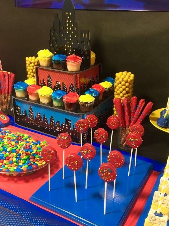 Pj Masks Birthday Party Ideas Photo 3 Of 22 Catch My Party