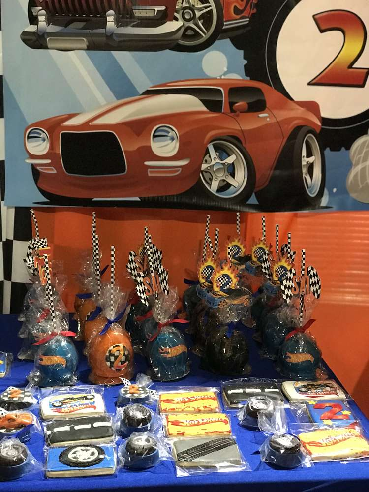 hot wheels birthday party ideas photo