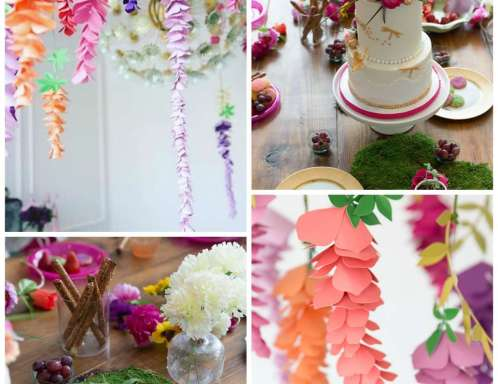 Whimsical Fairy Party - Fairy Theme Party