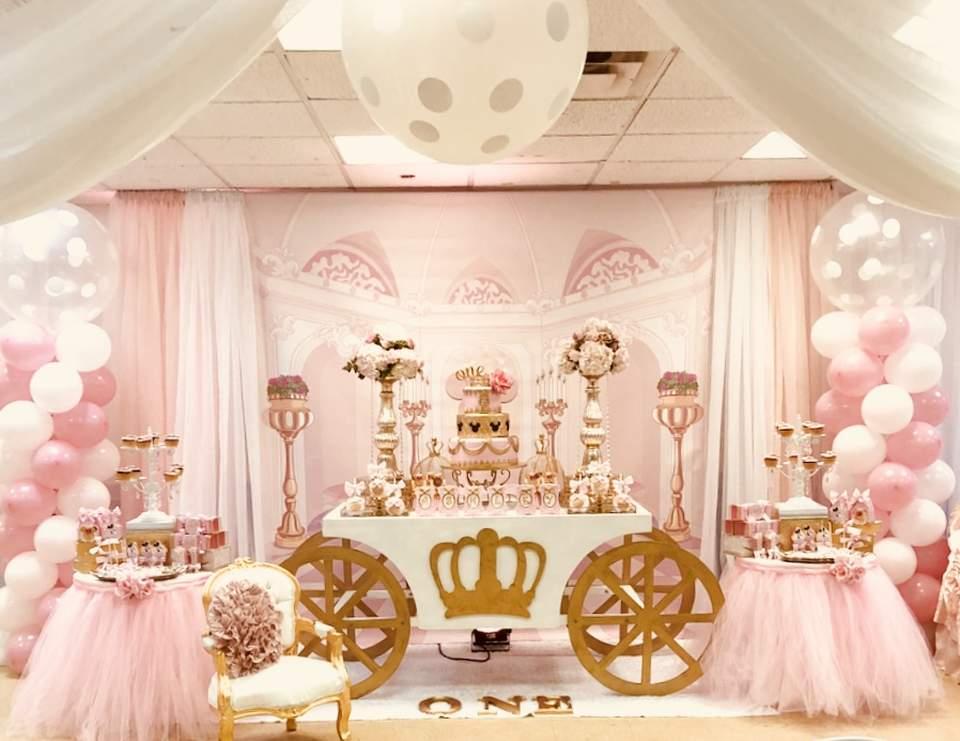 Minnie Mouse Royal Princess Birthday Minnies Castle