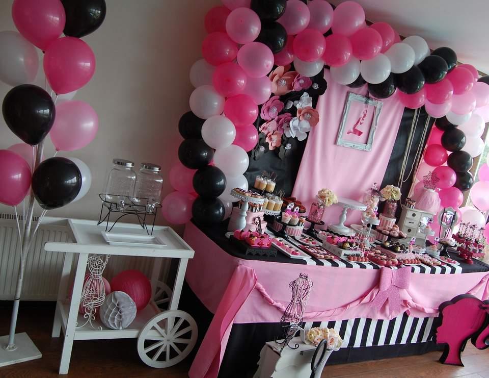 barbie birthday party catch