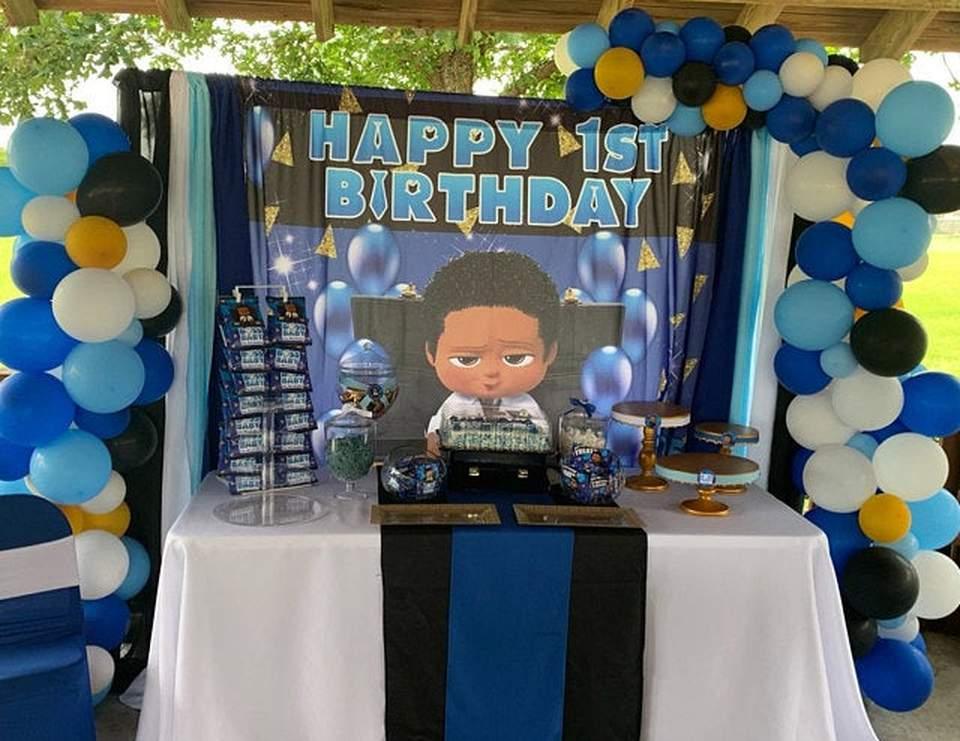 Boss Baby Birthday Amazing Boss Baby Birthday Party Catch My Party
