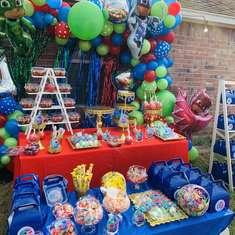 Pj Masks Party Ideas For A Boy Birthday Catch My Party