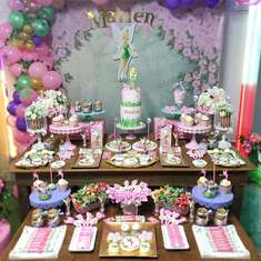 Tinkerbell Party Ideas Catch My Party