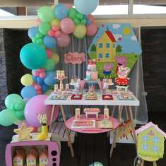 Peppa Pig Party Ideas For A Girl Birthday Catch My Party