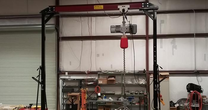 Chain Electric Hoist Jet