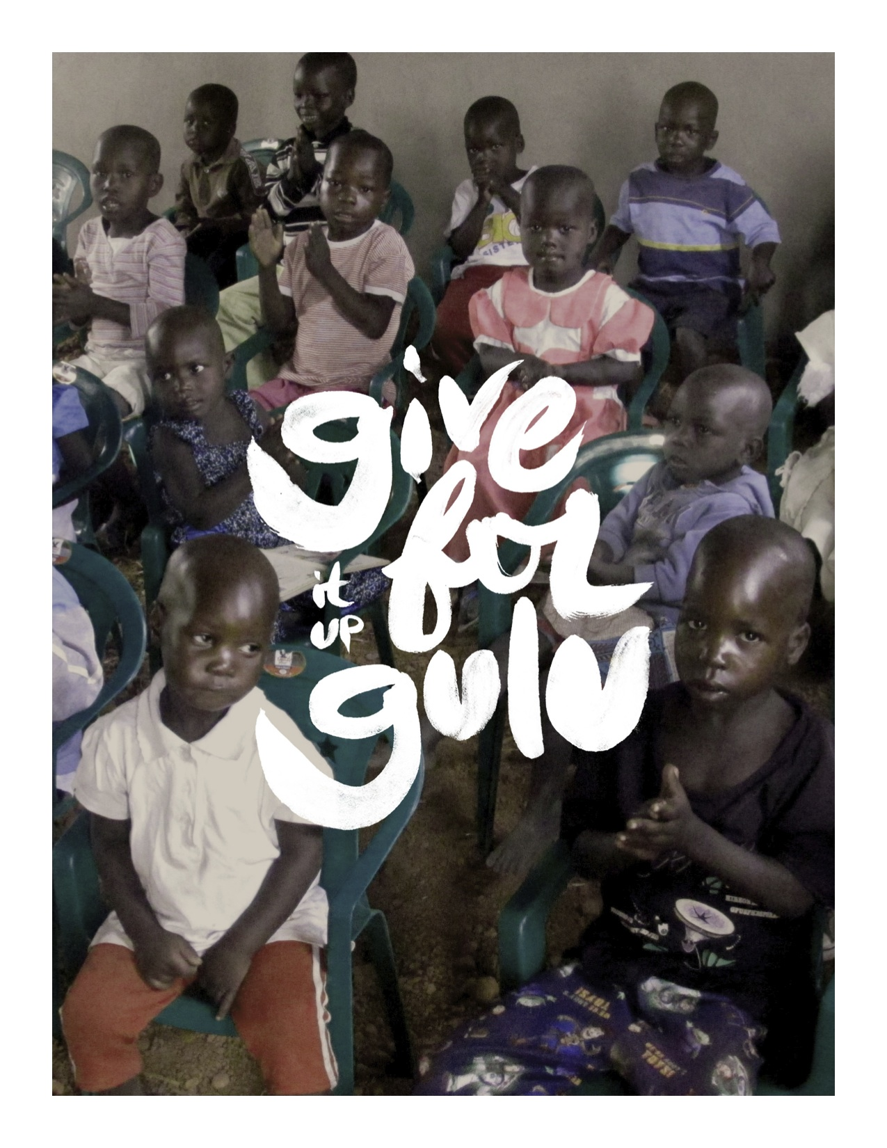 Image result for give it up for gulu