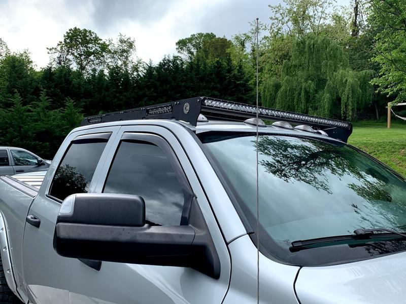 kc hilites m rack performance roof rack system rack only 9212