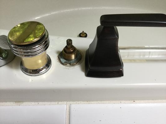 roman tub trim t2764 delta faucet