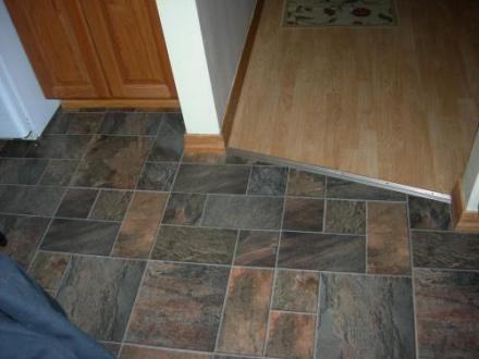 Hampton Bay Canyon Slate Clay 8 mm Thick x 15 5 8 in  Wide x 50 3 4     Hampton Bay Canyon Slate Clay 8 mm Thick x 15 5 8 in  Wide x 50 3 4 in   Length Laminate Flooring  22 11 sq  ft    case  195151 at The Home Depot    Mobile