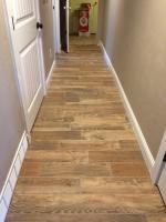 natural timber cinnamon porcelain floor