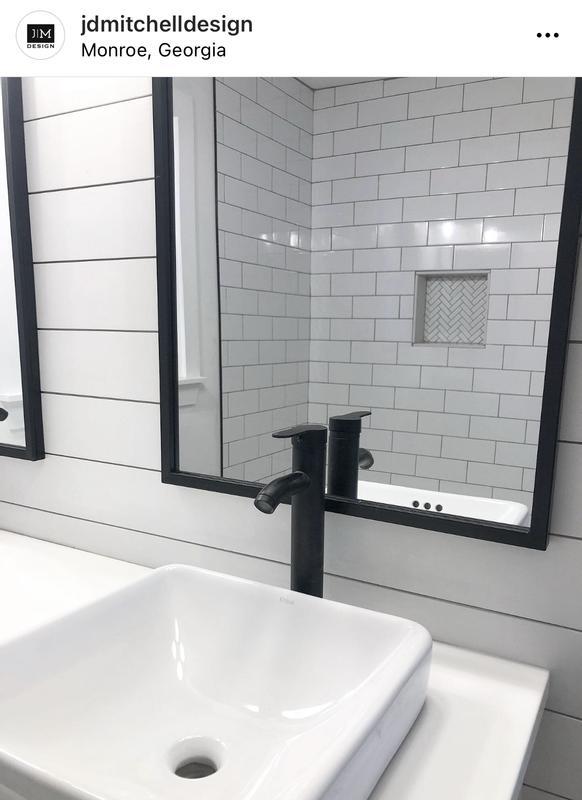 square semi recessed 16 1 2 ceramic bathroom sink in white w pop up drain in chrome