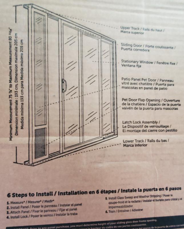 freedom aluminum patio panel up to 80