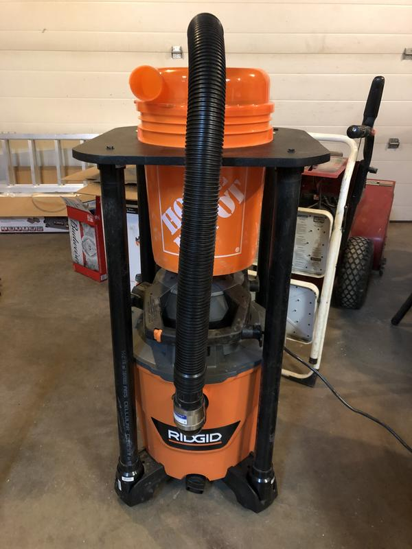 12 gallon wet dry vac with detachable blower
