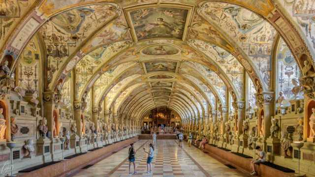 Antiquarium Residenz Munich
